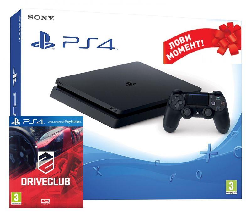 Sony Playstation 4 Slim 500 GB + Drive Club (PS4)