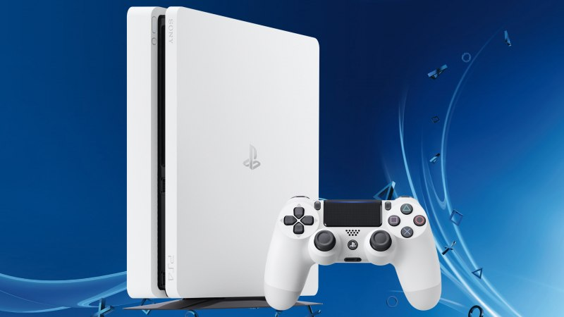 Sony Playstation 4 slim 1TB White