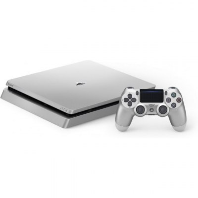 SONY PlayStation 4 Slim Silver