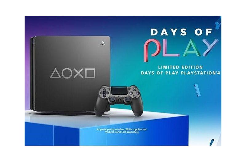PS4 Slim | Лимитированная PlayStation 4