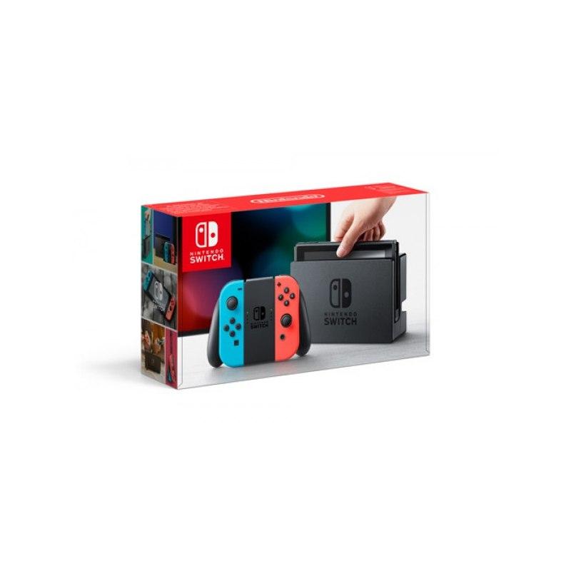 Приставка Nintendo Switch.