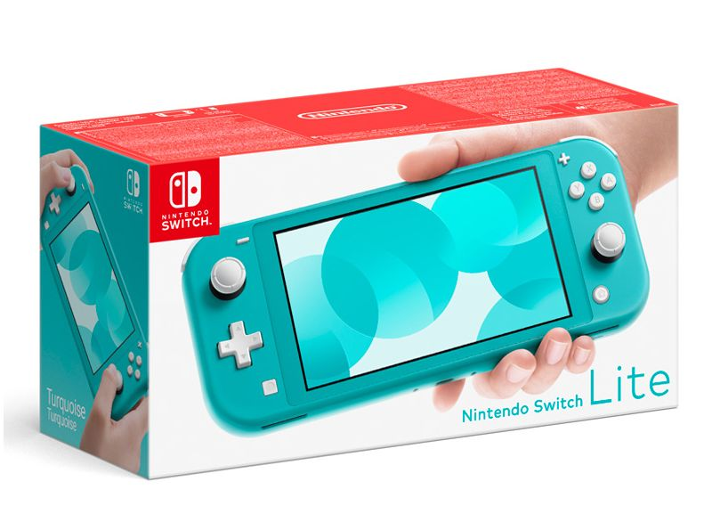 Nintendo Switch Lite купить