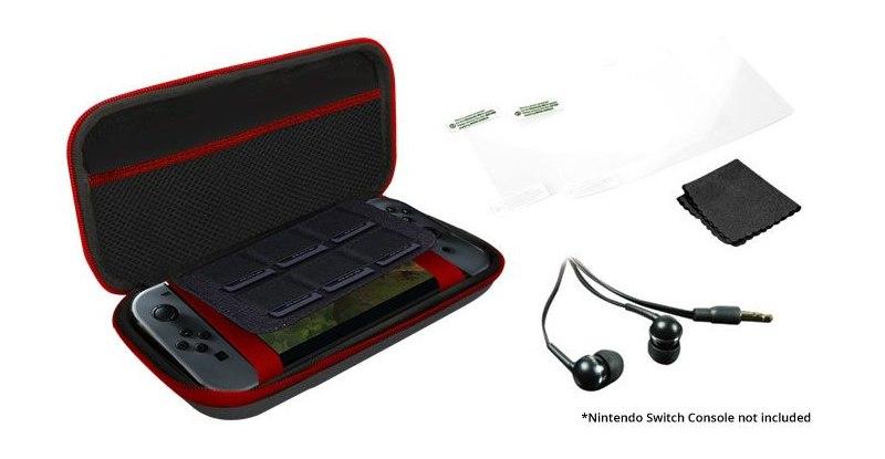 Nintendo Switch Чехол и защитная плёнка