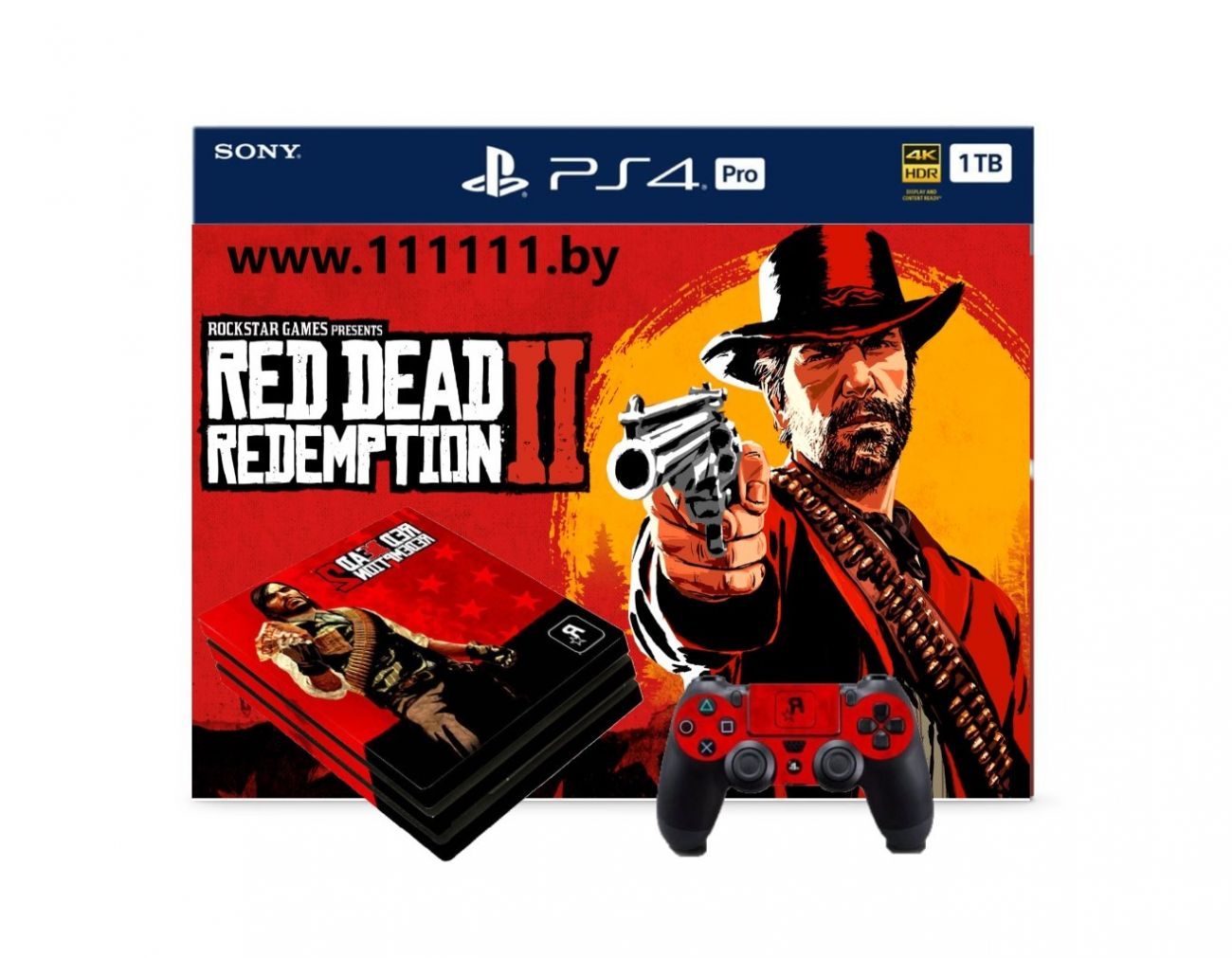 Playstation 4 (PS4) - Red Dead Redemption 2