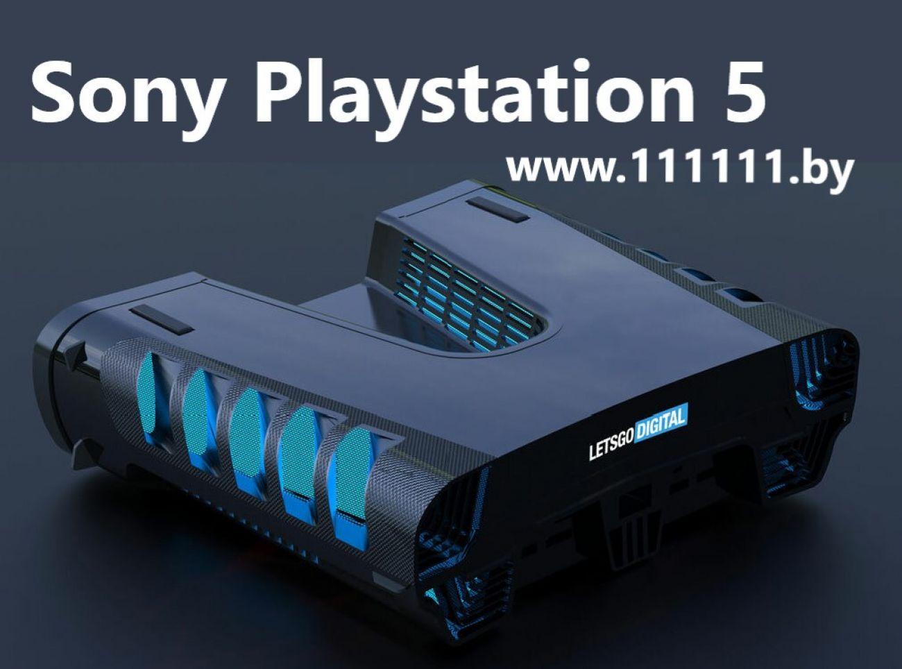 Игровая приставка Sony PlayStation 5 и игры для Sony PS5 онлайн-презентация.