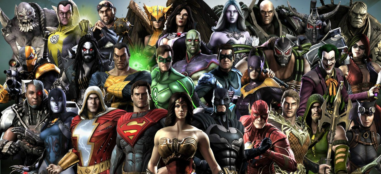 Релиз игры Injustice 2 Playstation 4