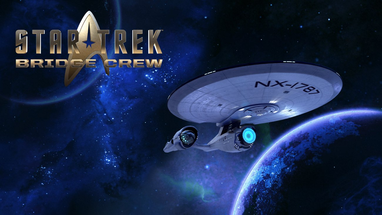 Playstation 4 Star Trek Bridge Crew