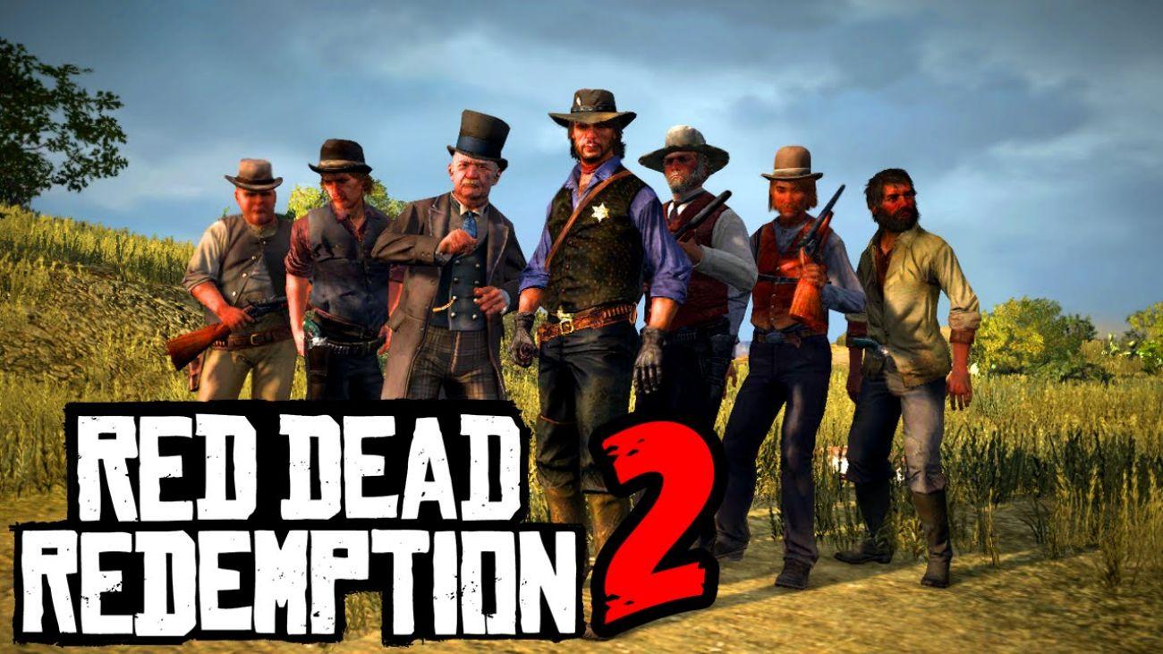 Купить Red Dead Redemption2 PS4