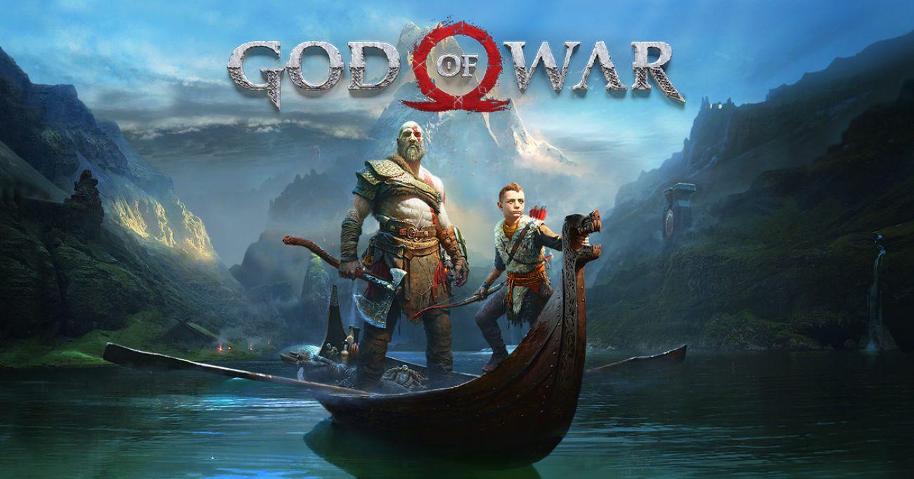 God of War 4 для PS4 - Эксклюзив для PlayStation 4
